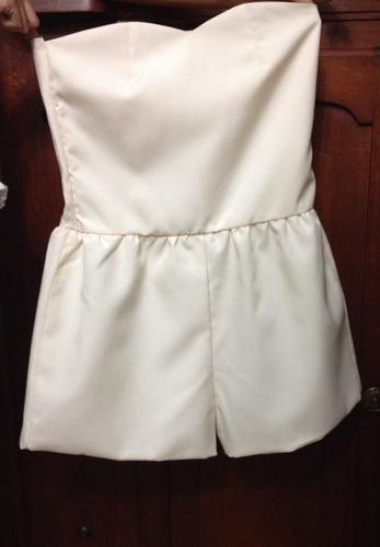en venta jumpsuit o braga de dama talla s nueva