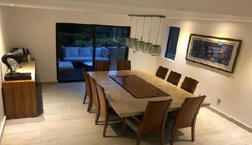 en venta linda casa de 858 m2 en calzada desierto de los leones. qb