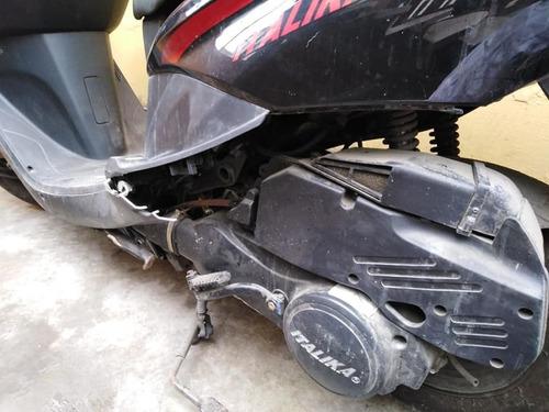 en venta - moto scooter italika euro iii