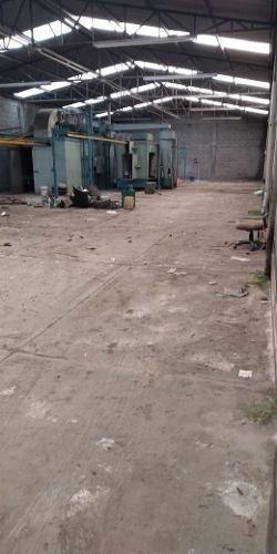 en venta nave industrial santa maria aztahuacan iztapalapa