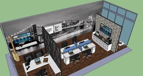 en venta oficina en centro sur, momentum, de super lujo !!