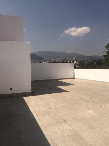 en venta pent house con roof garden,ubicadisimo