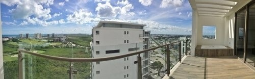 en venta pent-house en avenida bonampak.