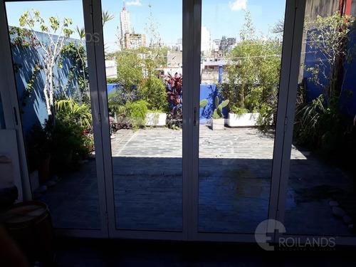 en venta ph de 3 ambientes en castillo al 1600 - villa crespo