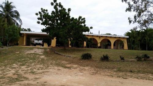 en venta rancho/finca en muna yucatan mexico