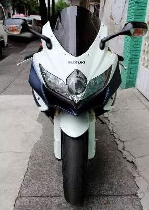 en venta suzuki gsxr 600