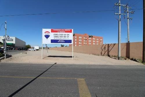 en venta terreno comercial en colonia rancho la bodega