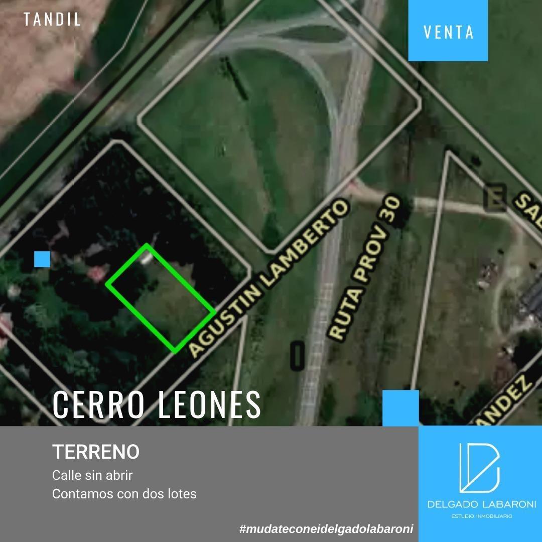 en venta terreno en tandil   1800 m2