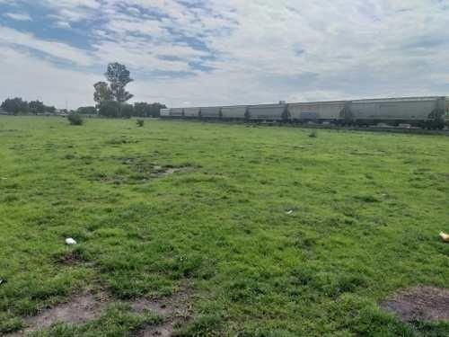 en venta terreno en zona industrial en tecamac, estado de méxico