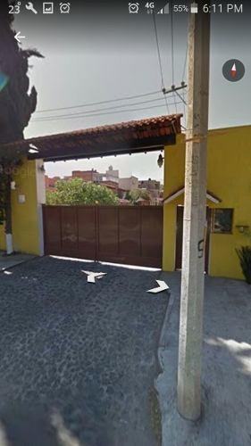 en venta terreno para casa habitacional en xochimilco