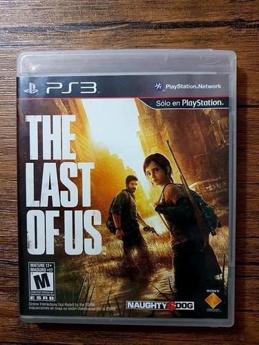 en venta the last of us playstation 3 ps3 excelente estado!!
