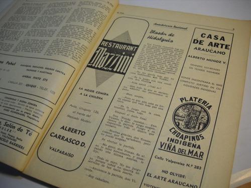 en viaje ferrocarril estado de chile 1948  n° 171