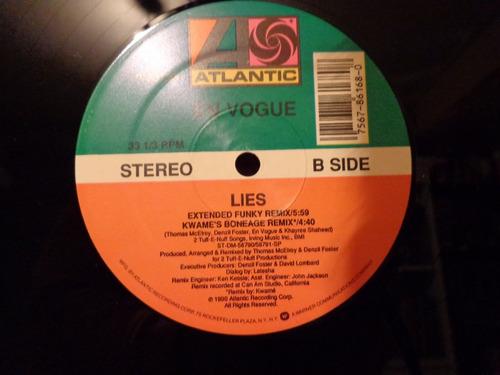 en vogue lies 12  us maxi disco vinil acetato