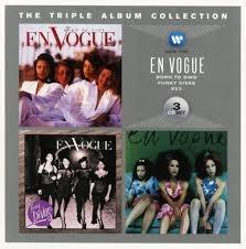 en vogue triple album collection importado cd x 3 nuevo