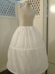 46148cfdd Enagua 50cm .para Vestido De Fiesta Niñas