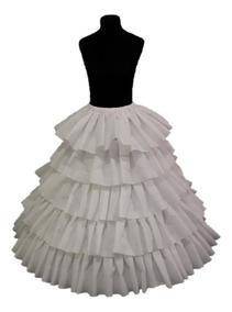 f06342409 Enagua Para Vestido De Novia O 15 Años, Mariñaqui