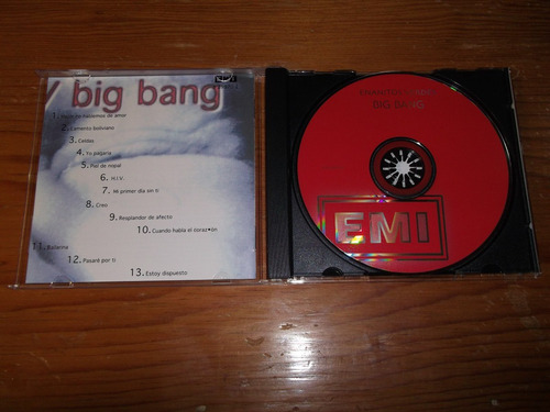 enanitos verdes - big bang cd nac ed 1994 mdisk