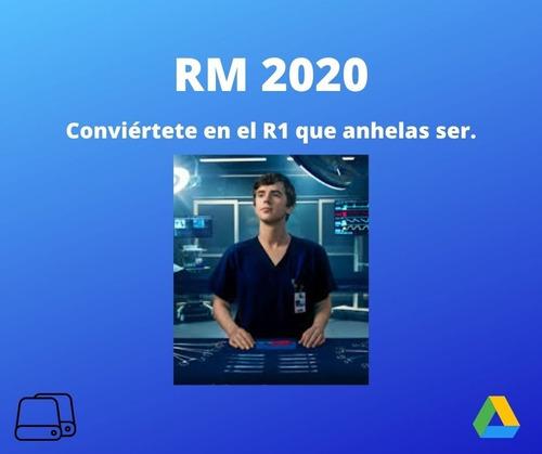enarm 2020 cursos 6 academias 1000gb