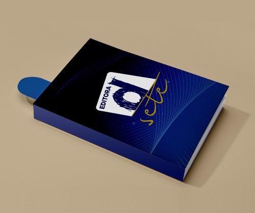 encadernação em capa dura personalizado a4