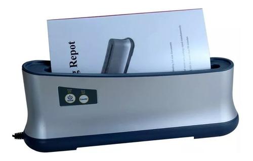 encadernadora térmica até 200 folhas a4 (tb-200e) 220v