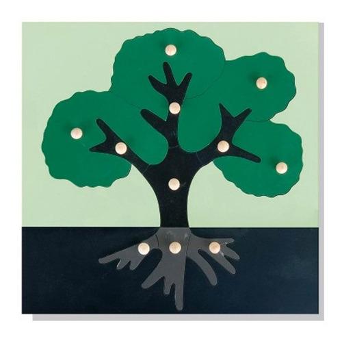 encaje c/mango árbol madera (020) dactic