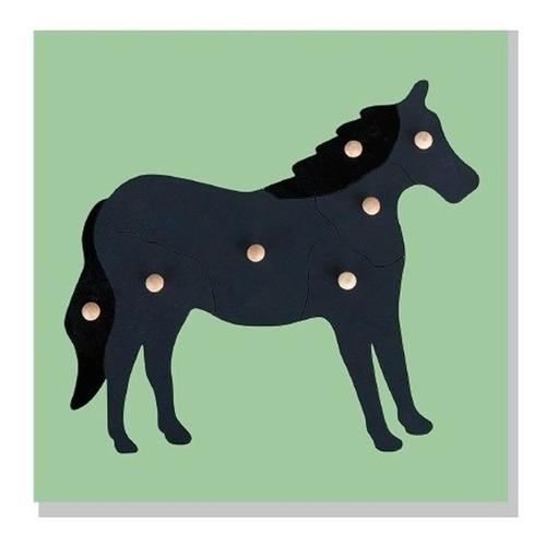 encaje c/mango caballo madera (022) dactic