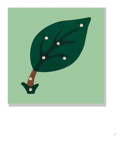 encaje c/mango hoja madera (023) dactic