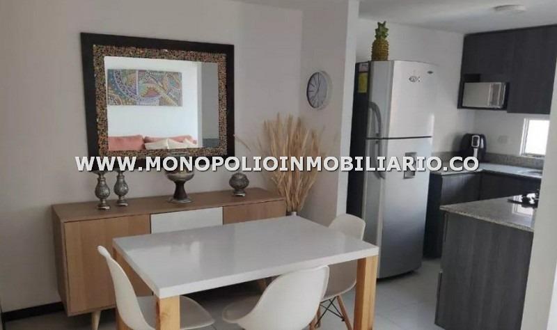 encantador apartamento venta los colores cod17727