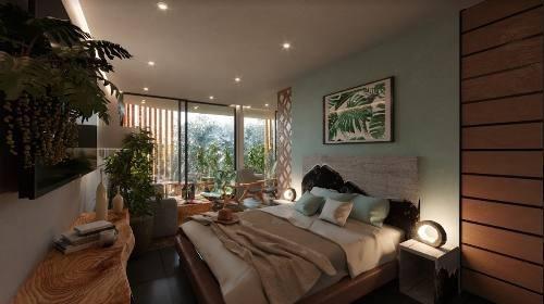 encantador penthouse en tulum