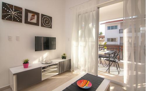 encantadores apartamentos de 2 habitaciones en los corales