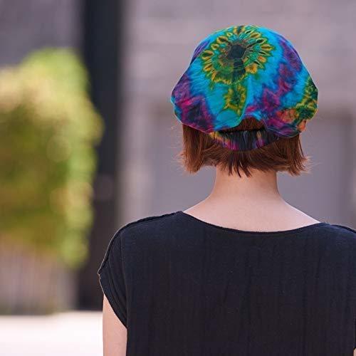 encanto casualbox | tiedye bandana boho hippie retro flor ps