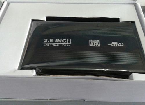 encapsulador sata 3.5 usb 2.0 hd-360 ezcool