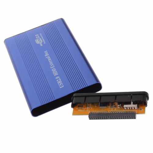 encapsulador usb 2.5 disco duro ide laptop hdd externo pc 4g