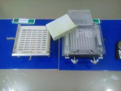encapsuladora acrilico semiautomatica 100cps
