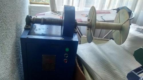 encarretadora, semiautomatica importada en 1200 dolares.