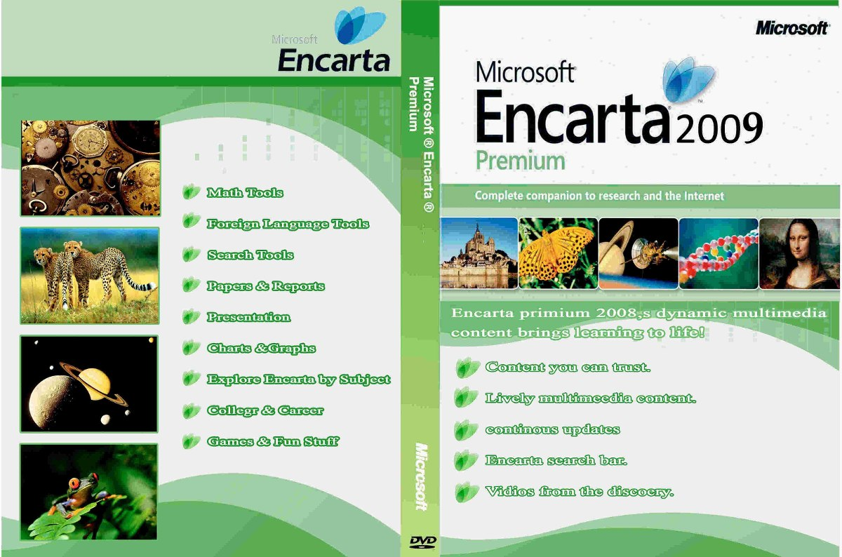 gratis enciclopedia mi primera encarta 2008