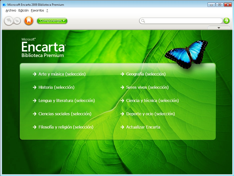 encarta gratis in italiano