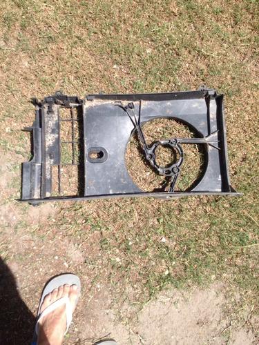 encausador o porta electro ventilador citroen zx 1.6