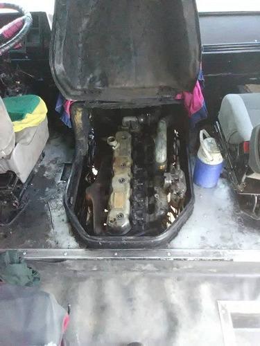 encava motor 6vd1 color negro 32 puestos