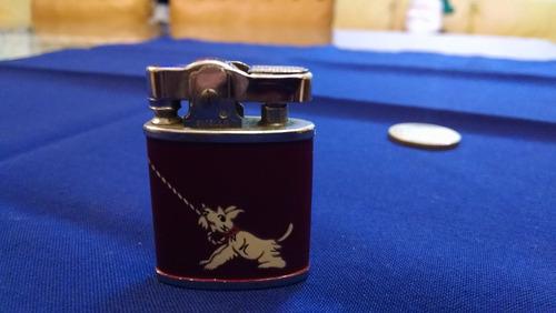 encendedor antiguo miniatura