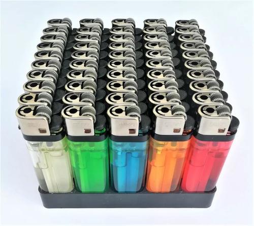 encendedor caja de encendedores económicos con 50 piezas