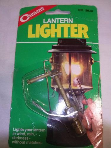 encendedor coghlan`s para lámparas coleman u otras marcas