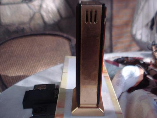 encendedor de mesa a bateria sarome