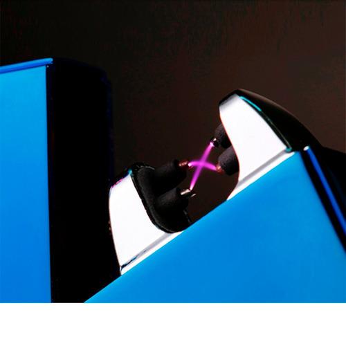 encendedor de plasma tipo x - usb recargable