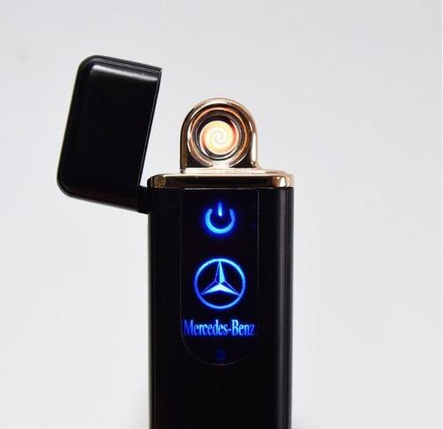 encendedor eléctrico en espiral táctil, mercedes benz
