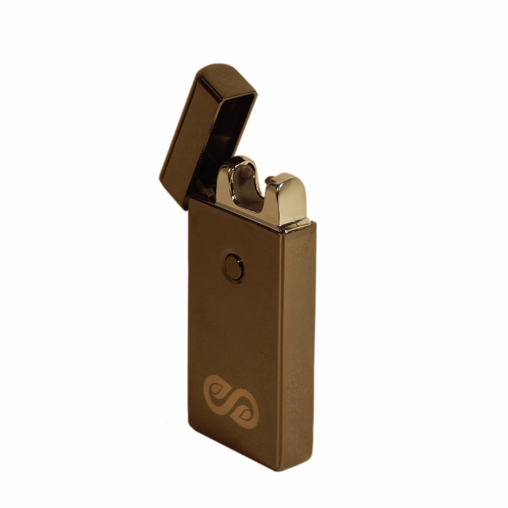 Encendedor El Ctrico Plasma Deluxe Lighter Usb One L 559 00 En  # Plasma De Luxe