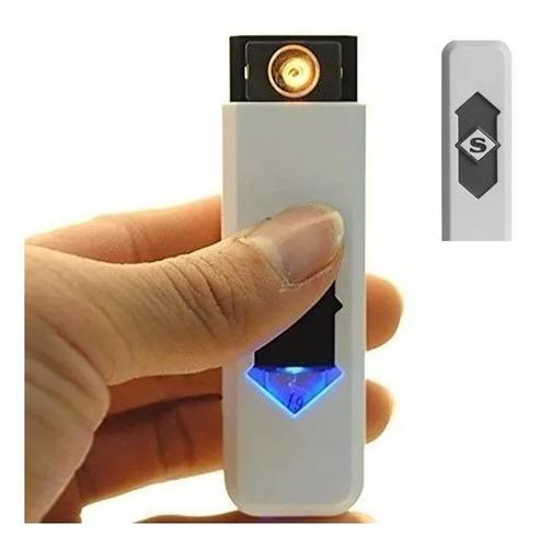 encendedor electrico usb electronico sin gas recargable