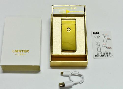 encendedor electrico\electronico lote 5 pz  doble arco plsma