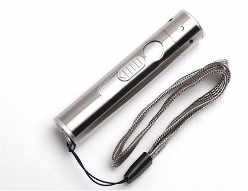 encendedor electronico + laser + lámpara recargable 3 en 1