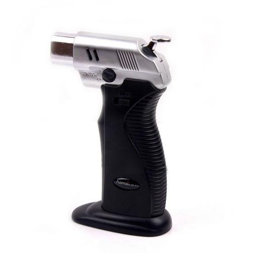 encendedor flameador electrico cocina pistola doble antorcha
